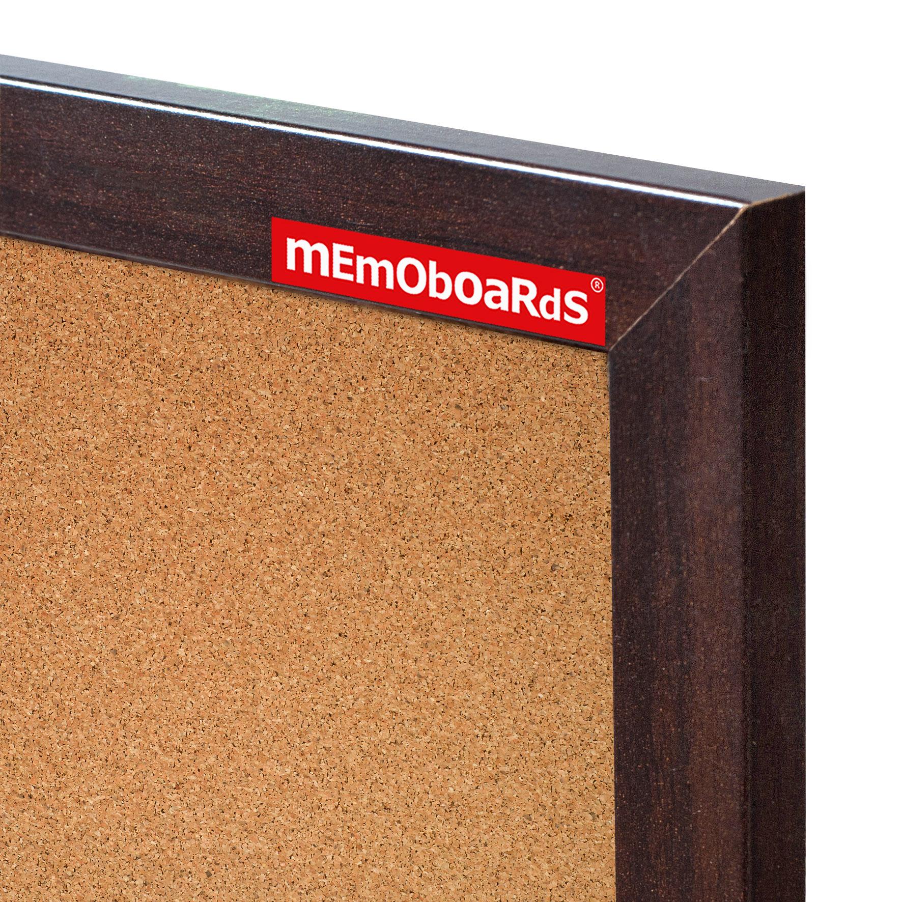 Rama dekoracyjna obrazowa brązowa Memoboards