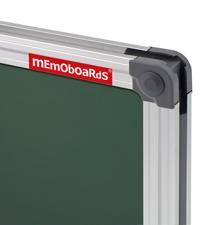 tablica kredowo-magnetyczna czarna memoboards