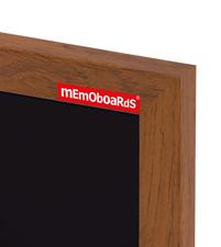 tablica kredowa rama drewniana lakierowana