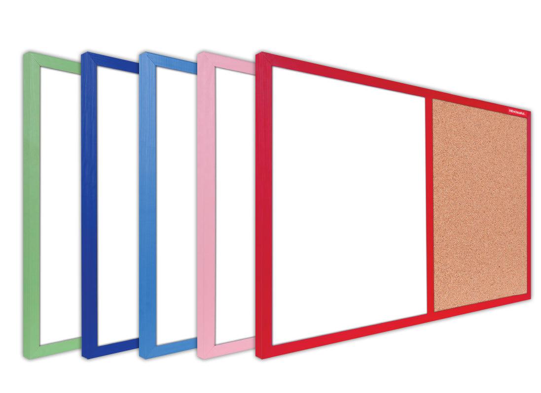 tablice korkowo-magnetyczne DUO memoboards