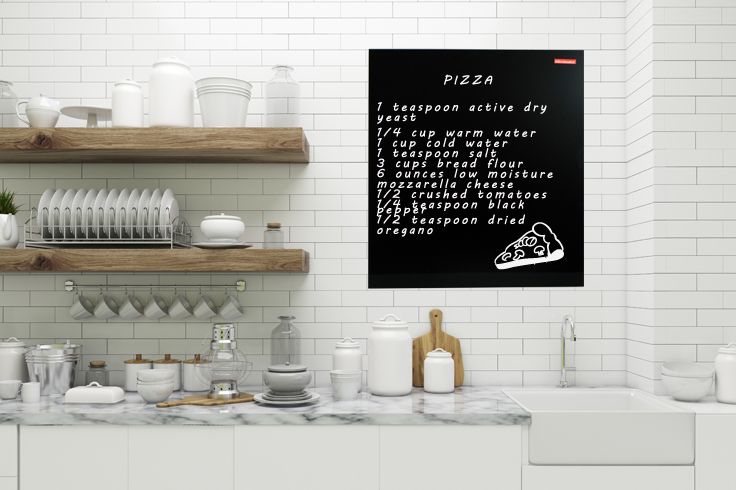 Memo Boards For Kitchen Kitchen In Modern Style Only With Memoboards  Memoboards 45